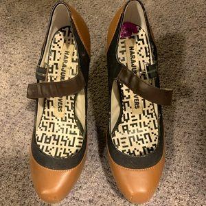 Fabulous LAMB Harajuku Girls Mary Jane Shoes